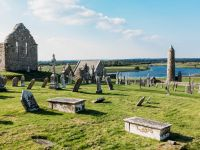 Clonmacnoise View | Central Hotel, Tullamore