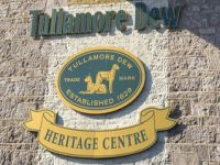Tullamore Dew Plaque | Central Hotel
